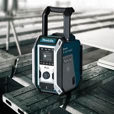 Makita Akku Baustellenradio Dmr115 Dab Dab Bluetooth