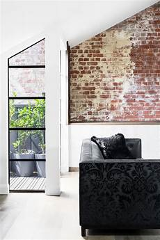 stylish exposed brick wall 69 cool interiors with exposed brick walls digsdigs