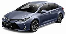 2019 toyota corolla now open for booking in malaysia