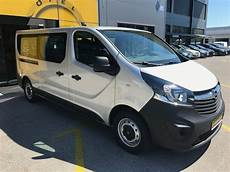 opel vivaro 1 6 2 9 t jahreswagen 2016 god