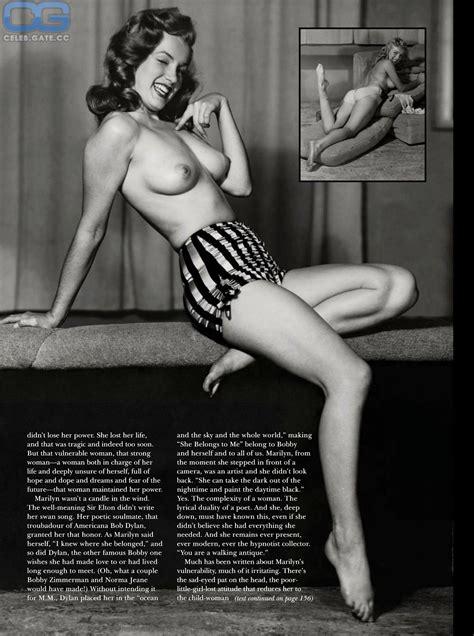 Marilyn Monroe Naken
