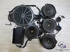 mercedes w220 bose soundsystem lautsprecher subwoofer