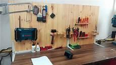 werkzeug selber bauen werkzeug wand bauen i halter f 252 r werkzeug kinderleicht