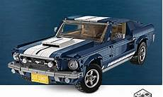A Peek At The Lego Creator Expert Ford Mustang Gt 10265