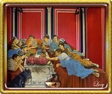 banchetti romani a cena con cesare