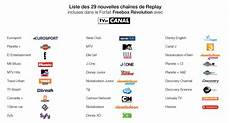 replay freebox sur pc replay sur freebox r 233 volution 171 by canal 187 nouvelle