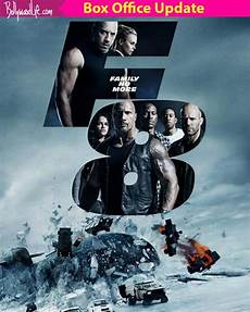 Fast And Furious 8 Box Office Collection Day 4 Dwayne