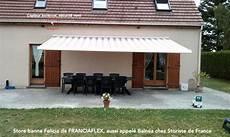 Store Banne Felicia De Franciaflex Avec Lambrequin Modul Ombre