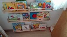 Ikea Kinder Bücherregal - g 252 nstige kinderbuchregale ikea hack familiert de