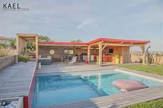 pool house piscine cr 233 ation d un pool house et de sa piscine sur les environs