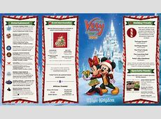 merry very mickey christmas party dates