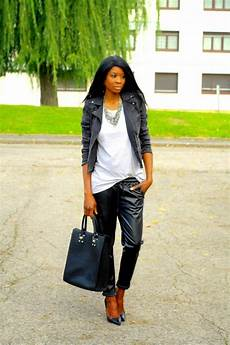 Style Rock Chic Femme