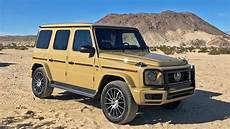 2019 mercedes g class review the g wagen is still