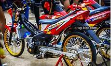 Modifikasi Motor Sonic 2018 by Modifikasi Motor Honda Sonic Racing Thailook Riky