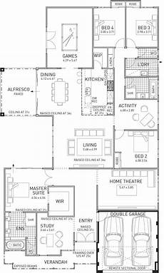 hoke house floor plan shiraz single storey display floor plan wa home design