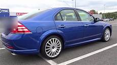 ford mondeo 3 ford mondeo st220 3 0 v6 ii lift blue performance