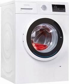 siemens waschmaschine 6 kg siemens waschmaschine iq300 wm14n040 6 kg 1400 u min