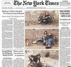Malvorlagen New York Times Wall Journal New York Times Hacking Highlights
