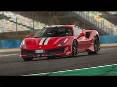 488 pista time at magny cours gp