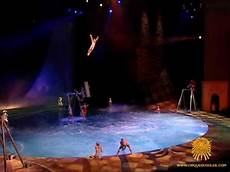 russian swing quot o quot by cirque du soleil russian swing act