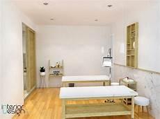 Desain Interior Klinik Kecantikan Gaya Interior Modern