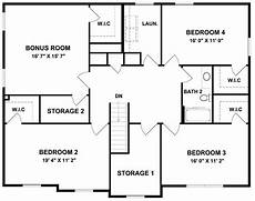eliot house floor plan eliot floorplan 2840 sq ft stonebridge 55places