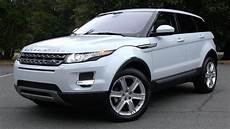 2015 Land Rover Range Rover Evoque 5 Door Start Up Road