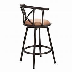 Lot De 2 Tabourets De Bar Style Industriel Vintage Chaises