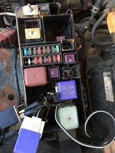 99 tacoma fuse box 98 tacoma fuse box and wiring tacoma world