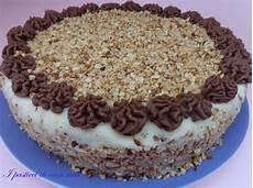torta crema pasticcera e nutella torta crema mascarpone e nutella e crema chantilly