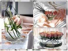 blumen tischdeko im glas tischdeko aus glas originelle ideen und tricks