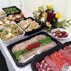 cold buffets food catering uttoxeter derbyshire