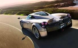 Pagani Huayra  Racing Cars Street