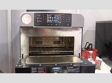 TurboChef® Encore? High Speed Convection Microwave   YouTube