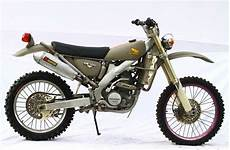 Jual Motor Modifikasi Trail by Modifikasi Trail Klasik Retro