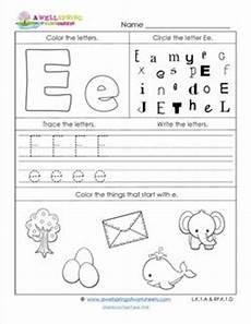 letter e worksheets 24106 abc worksheets letter e alphabet worksheets a wellspring