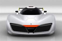 Pininfarina H2 Speed  Hydrogen Sports Car Revealed At