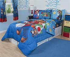 nintendo super mario fresh sheet home bed bath bedding sheets