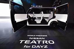 Tokyo Motor Show 2015 Futuristic Fuel Cell Vehicles And