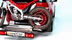 porta scooter per auto portamotos towcar cross