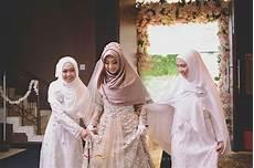 Jilbab Untuk Pengantin Modern Model Terbaru