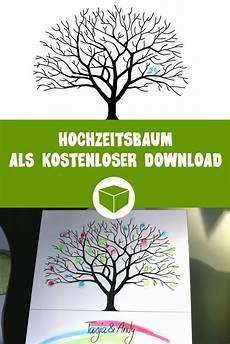 Malvorlage Baum Hochzeit Hochzeitsbaum Auf Leinwand Selbst Gestalten Mit Bildern