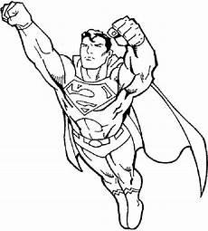Ausmalbilder Superman Drucken Ausmalbilder Superman Zum Ausdrucken Malvorlagentv