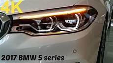 2017 bmw 5er g30 adaptive led scheinwerfer 4k