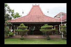 Rumah Adat Joglo Jawa Timur Beautiful Indonesia Umm