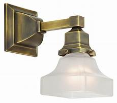 vintage hardware lighting mission style single electric wall sconce no shade 551 es dk