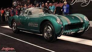 2015 Barrett Jackson Scottsdale Car Auction Results