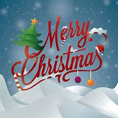 merry christmas lettering design vector image 1999311 stockunlimited