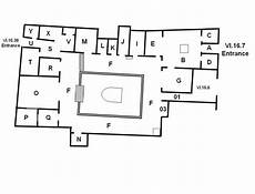 pompeian house plan plan of a pompeian house roman house 2019 02 04