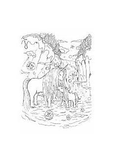 Ausmalbild Playmobil Einhorn Einhorn Mit Reiterin Malvorlage Batavusprorace